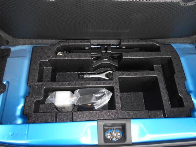 【ラゲッジスペース】シートを倒すと広い荷室が確保可能です。