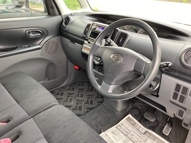 カスタムX 4WD キーフリー 社外CDオーディオ ETC 純正14インチAW HIDヘッドライト オートエアコン 電動格納ミラー パノラマオープンドア(18枚目)