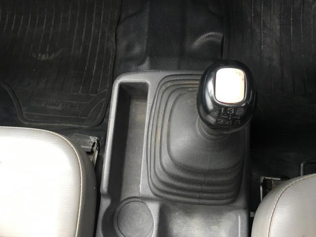 スバル サンバートラック TB 4WD 5速マニュアル車