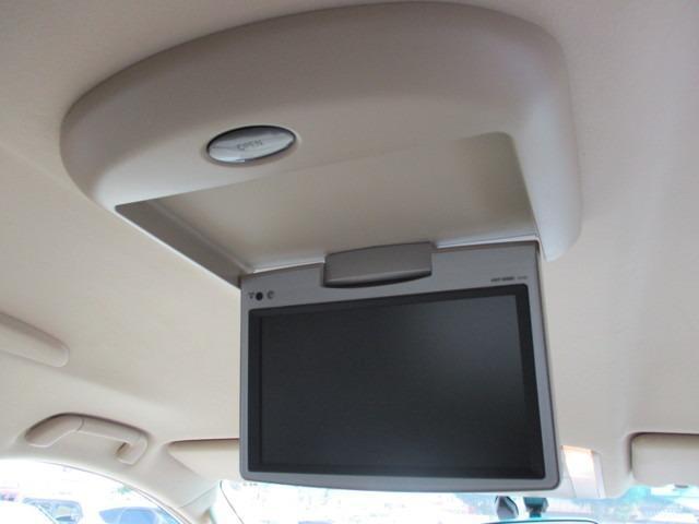 トヨタ アルファード 240G HDDナビフルセグTV リヤ席モニター