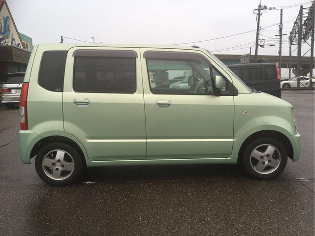 「スズキ」「ワゴンR」「コンパクトカー」「石川県」の中古車7