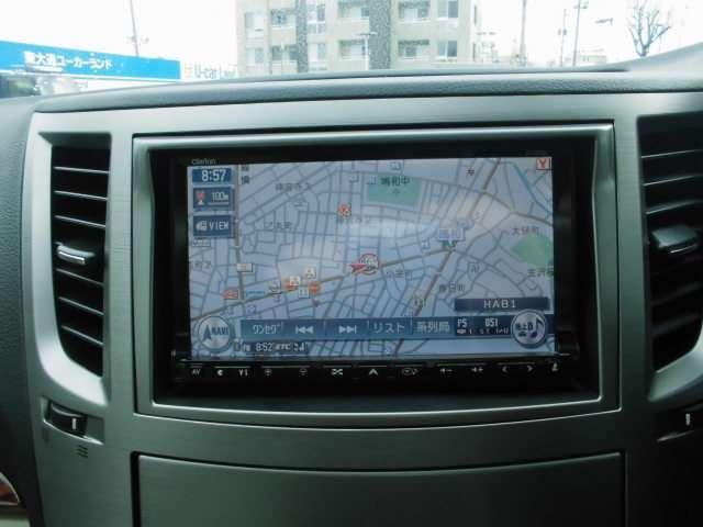 スバル レガシィツーリングワゴン 2.5 i 4WD HDDナビ&フルセグ バックカメラ