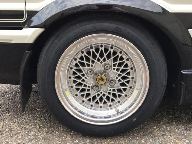トヨタ カローラレビン GT チタンマフラー SSRアルミ NARDIハンドル