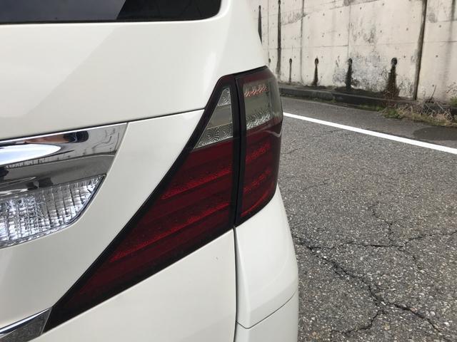 「トヨタ」「アルファード」「ミニバン・ワンボックス」「石川県」の中古車19