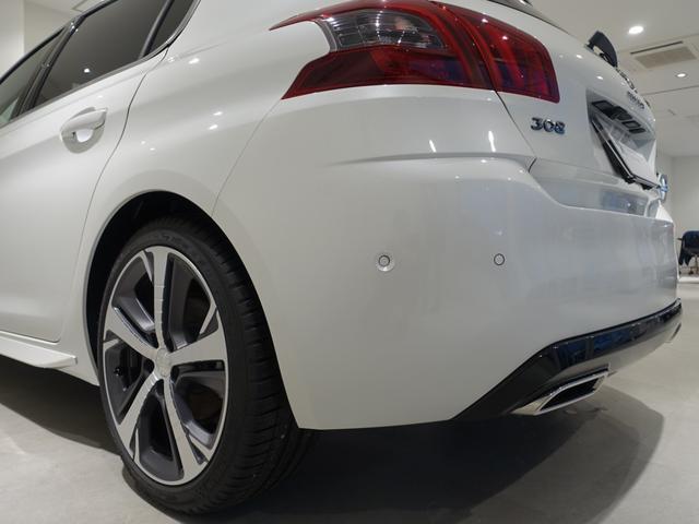 GT ブルーHDi 登録済未使用車 アップルカーアンドロイド パークアシスト アルカンタラシート スペアタイヤ(15枚目)