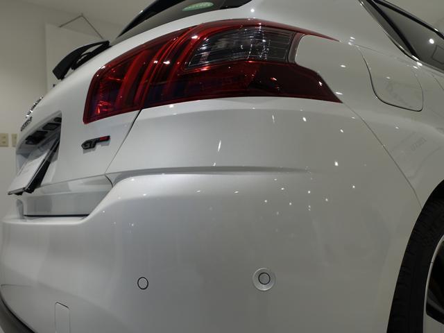 GT ブルーHDi 登録済未使用車 アップルカーアンドロイド パークアシスト アルカンタラシート スペアタイヤ(16枚目)