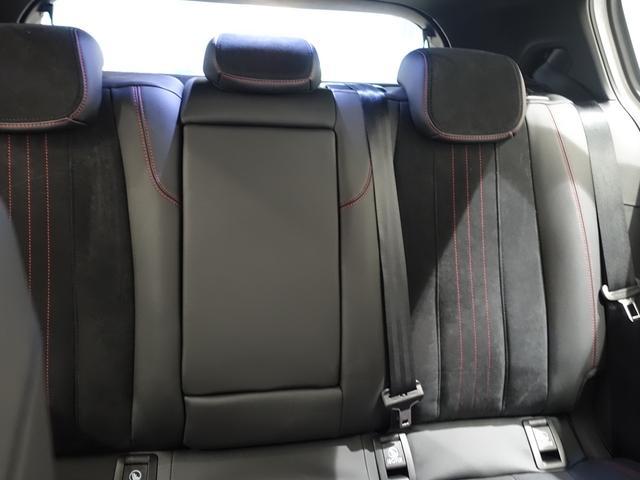 GT ブルーHDi 登録済未使用車 アップルカーアンドロイド パークアシスト アルカンタラシート スペアタイヤ(31枚目)