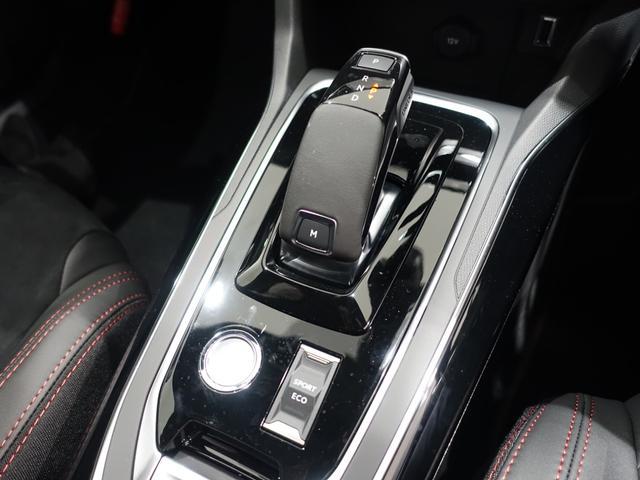 GT ブルーHDi 登録済未使用車 アップルカーアンドロイド パークアシスト アルカンタラシート スペアタイヤ(43枚目)