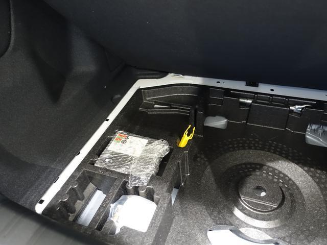 GT ブルーHDi 登録済未使用車 アップルカーアンドロイド パークアシスト アルカンタラシート スペアタイヤ(54枚目)