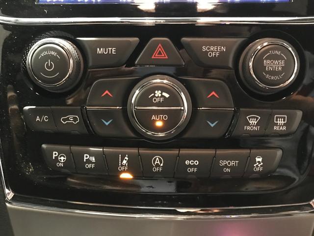 リミテッド レザー 認定中古車保証 Uconnect(10枚目)