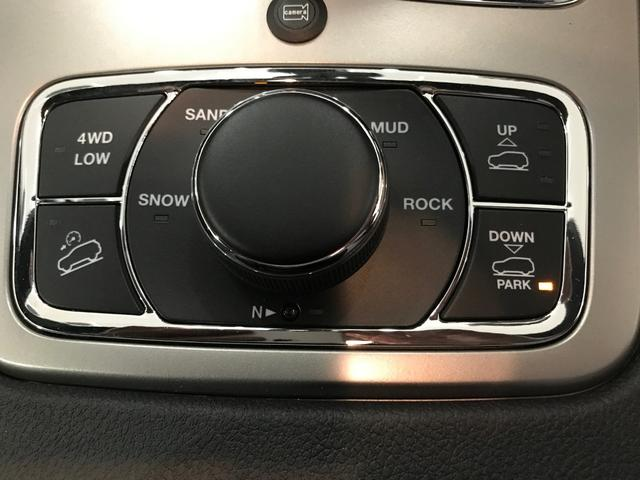 リミテッド レザー 認定中古車保証 Uconnect(11枚目)