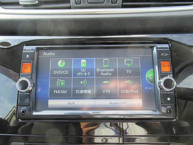 日産 エクストレイル 4WD_20Xエマブレパッケージ