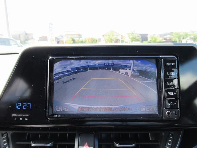 トヨタ C-HR 4WD_G-T