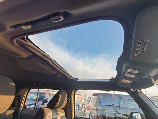 Gターボ 4WD/LED/プッシュスタート/パノラマモニター対応カメラ/ガラスルーフ/車線逸脱防止支援システム/パーキングアシスト バックガイド/ヘッドランプ LED/EBD付ABS サンルーフ レーンアシスト(17枚目)