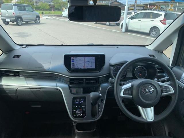 カスタムX SA2 純正 7インチ メモリーナビ/車線逸脱防止支援システム/パーキングアシスト バックガイド/ヘッドランプ LED/EBD付ABS/横滑り防止装置/アイドリングストップ/TV LEDヘッドランプ 4WD(4枚目)