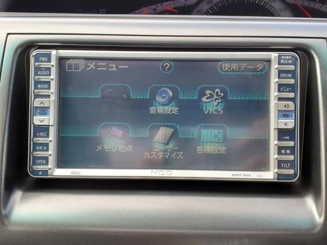 アエラスGエディション 純正 7インチ HDDナビ/サンルーフ/両側電動スライドドア/ヘッドランプ HID/ETC/ABS/EBD付ABS/クルーズコントロール/エアバッグ 運転席/エアバッグ 助手席/アルミホイール 記録簿(10枚目)