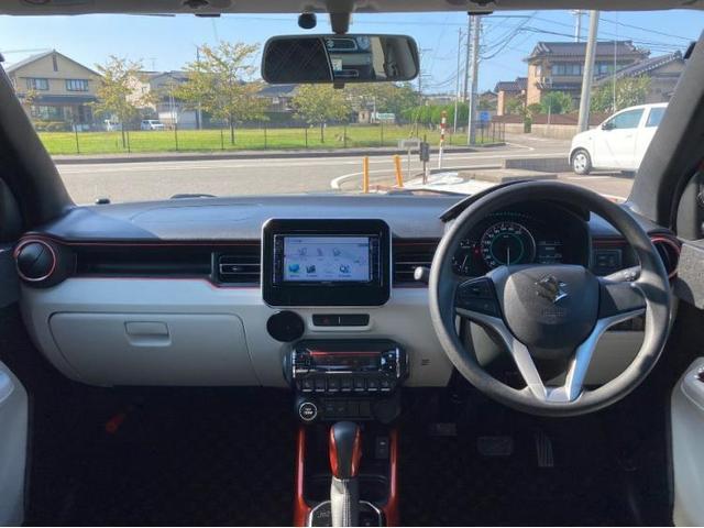 4WDハイブリッドMX 社外 7インチ メモリーナビ/ヘッドランプ LED/ETC/EBD付ABS/横滑り防止装置/アイドリングストップ/TV/エアバッグ 運転席/エアバッグ 助手席/アルミホイール/パワーウインドウ 4WD(4枚目)