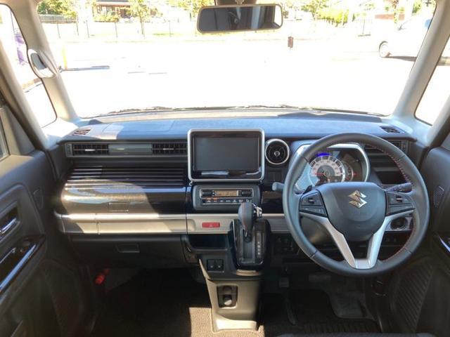 4WDハイブリッドXSターボ デュアルセンサーブレーキサポート/両側パワースライドドア/LEDヘッドライト/ターボ/ハーフレザーシート/シートヒーター/純正15インチアルミ/ステアリングスイッチ/本革ステアリング/希少4WD(4枚目)