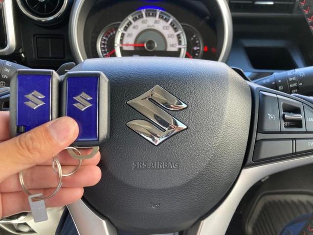 4WDハイブリッドXSターボ デュアルセンサーブレーキサポート/両側パワースライドドア/LEDヘッドライト/ターボ/ハーフレザーシート/シートヒーター/純正15インチアルミ/ステアリングスイッチ/本革ステアリング/希少4WD(9枚目)
