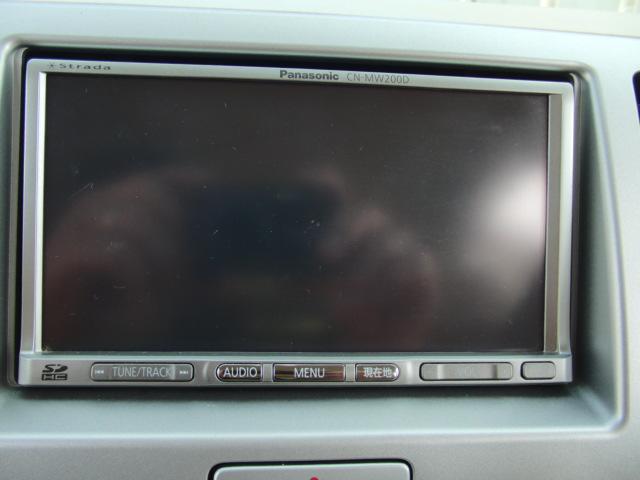 X 4WD SDナビ・テレビ付き(10枚目)