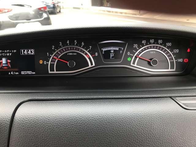 カスタム 660 G EX ホンダセンシング 4WD NAVI 両側電動スライドドア 衝突被害軽減ブレーキ ETC 4WD DVD バックモニター LED W電動ドア ナビ・TV メモリーナビ(5枚目)