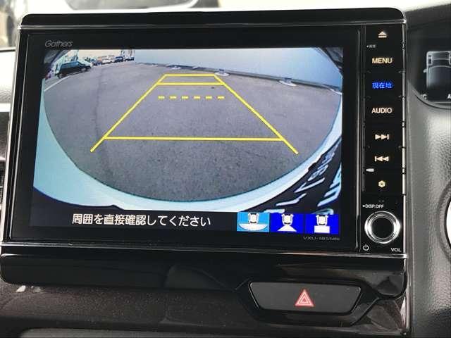カスタム 660 G EX ホンダセンシング 4WD NAVI 両側電動スライドドア 衝突被害軽減ブレーキ ETC 4WD DVD バックモニター LED W電動ドア ナビ・TV メモリーナビ(7枚目)
