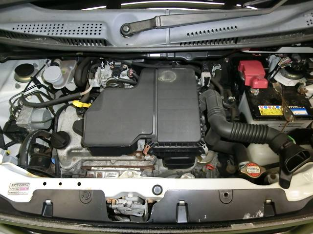 スズキ ワゴンR FX-Sリミテッド アルミ ベンチシート