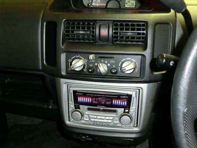 三菱 eKワゴン ブラックインテリアエディション M+Xパック CD