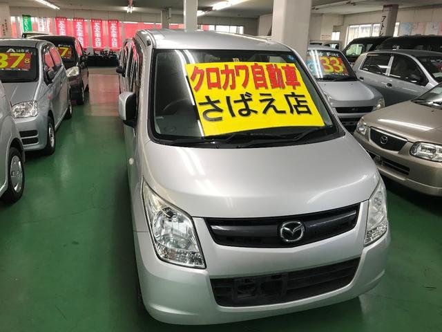 「マツダ」「AZ-ワゴン」「コンパクトカー」「福井県」の中古車2