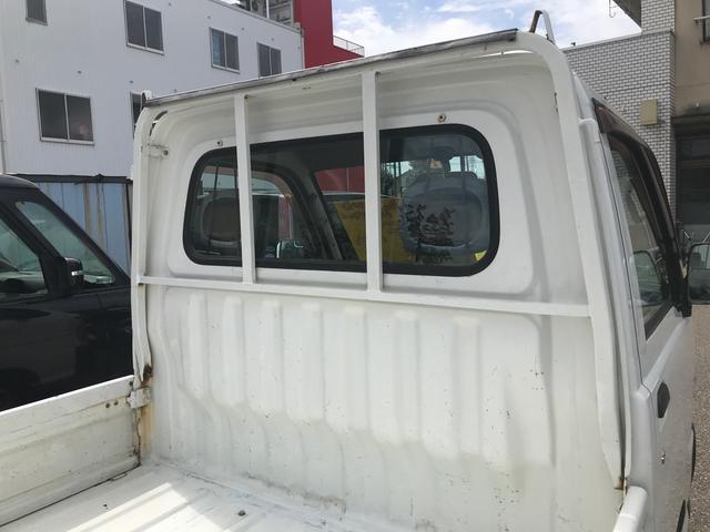 スペシャル 4WD 軽トラック オートマ エアコン パワステ(5枚目)