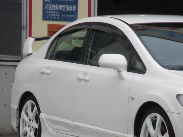 ホンダ シビック タイプR メモリーナビ ETC 純正アルミ 6速マニュアル