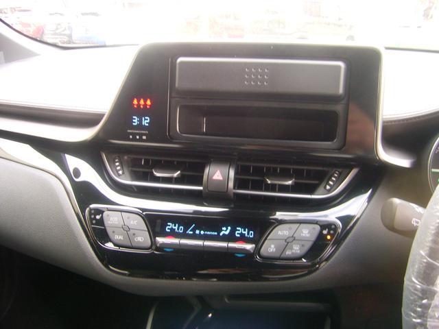 トヨタ C-HR GハイブリッドLEDヘッドライト バックカメラ スペアタイヤ