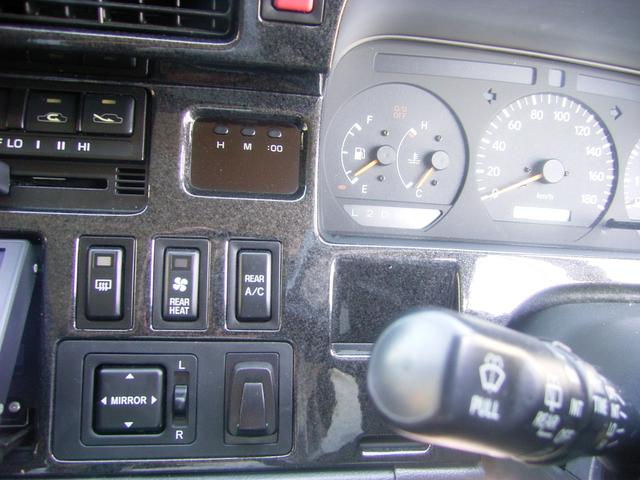 トヨタ レジアスエースバン スーパーGL2WD ガソリン車
