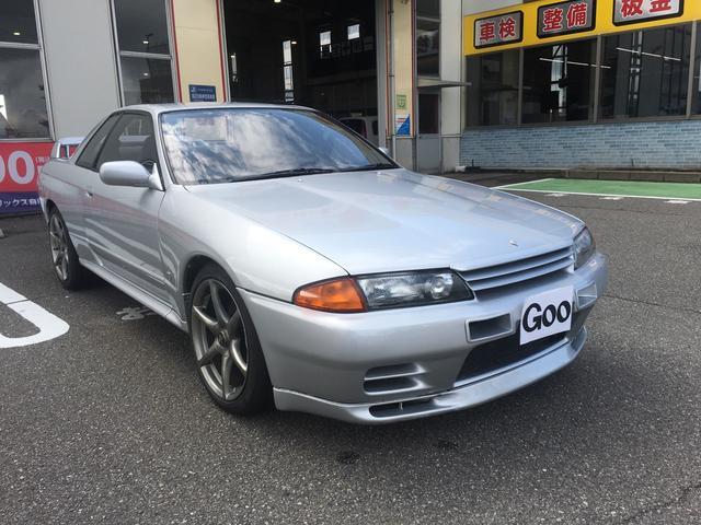 日産 スカイライン GT-R 社外CD付 ETC付
