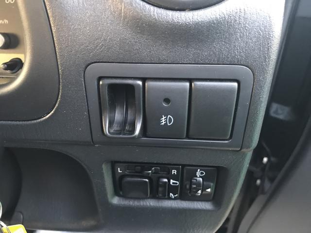 ランドベンチャー4WD 社外CD シートヒーター(14枚目)