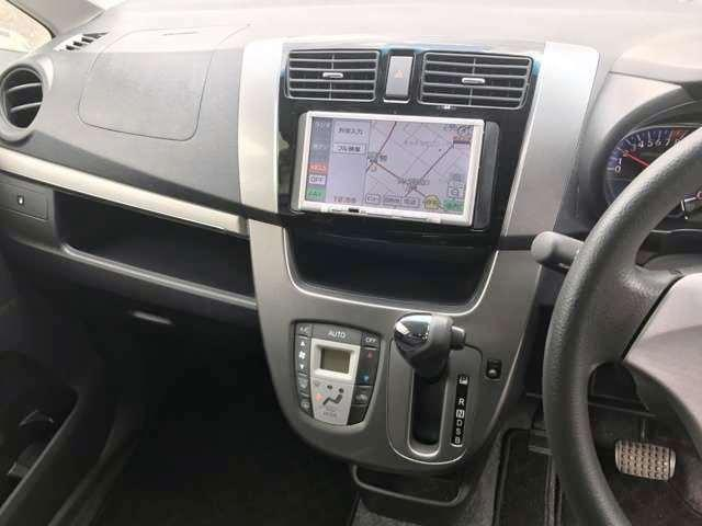 ダイハツ ムーヴ X SA メモリーナビ ワンセグTV LEDヘッドライト