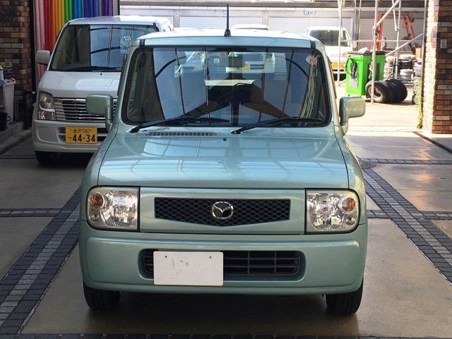 マツダ スピアーノ X 4WD CDMD アルミ