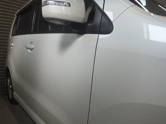 スズキ ワゴンR FXリミテッドII ウインカーミラー プッシュスタート