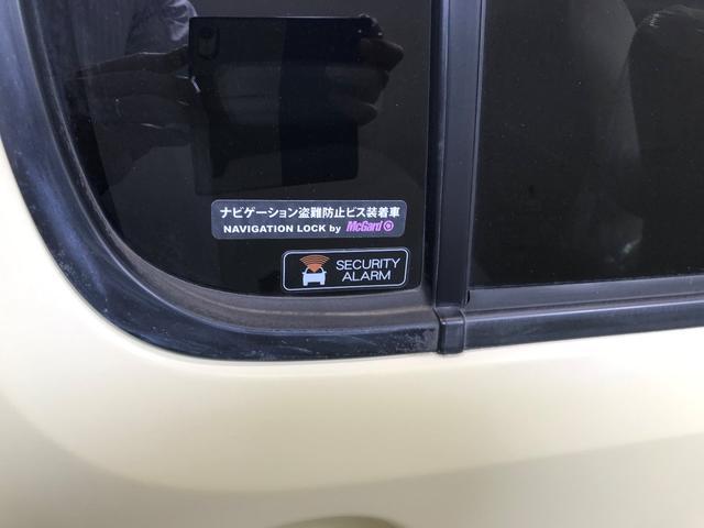 ココアX 純正SDナビ CD ワンセグ スマートキー ABS(9枚目)