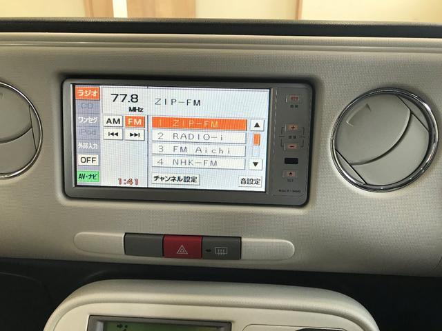 ココアX 純正SDナビ CD ワンセグ スマートキー ABS(16枚目)