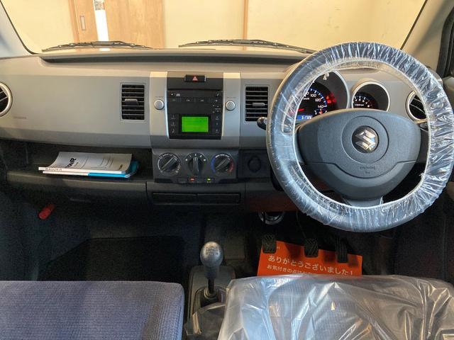 FX  4WD MT車 シートヒーター ABS キーレス(12枚目)