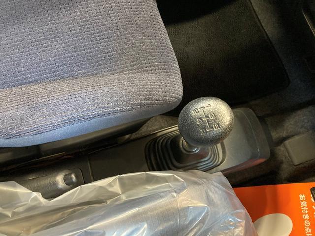 FX  4WD MT車 シートヒーター ABS キーレス(20枚目)