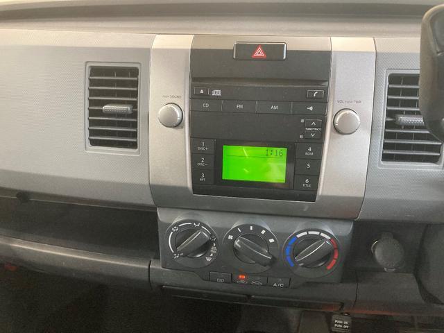 FX ABS キーレス ベンチシート 電動格納ミラー バイザー CD FM AM(19枚目)