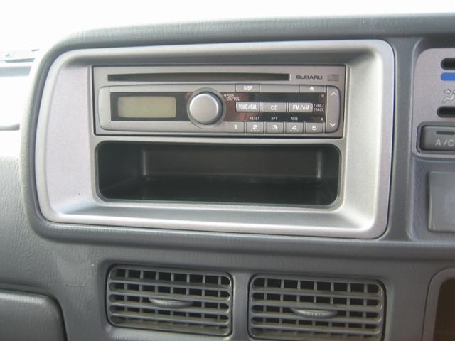 ハイルーフ 4WD F5速MT 13インチAW CD(16枚目)