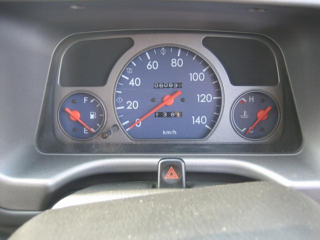 ハイルーフ 4WD F5速MT 13インチAW CD(18枚目)