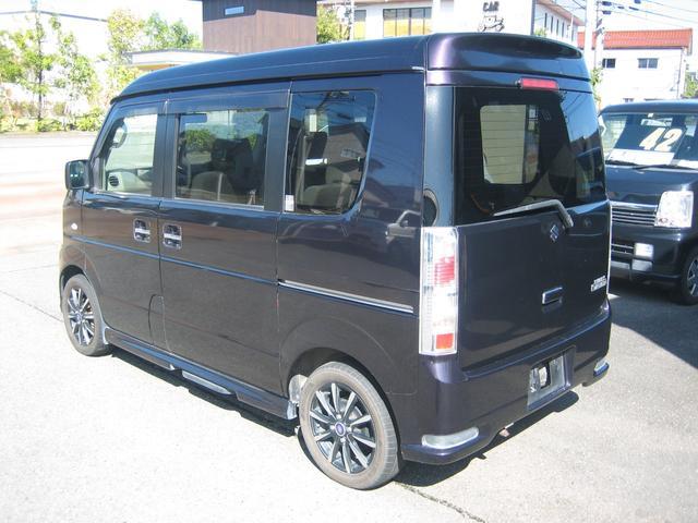 「スズキ」「エブリイワゴン」「コンパクトカー」「石川県」の中古車5