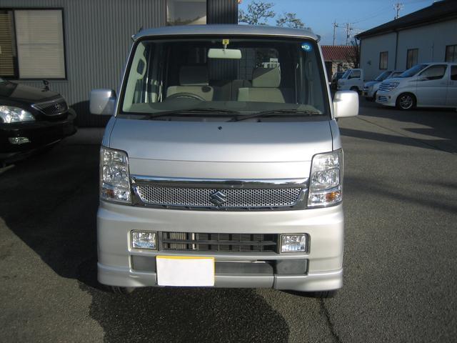 「スズキ」「エブリイワゴン」「コンパクトカー」「石川県」の中古車2