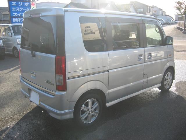 「スズキ」「エブリイワゴン」「コンパクトカー」「石川県」の中古車4