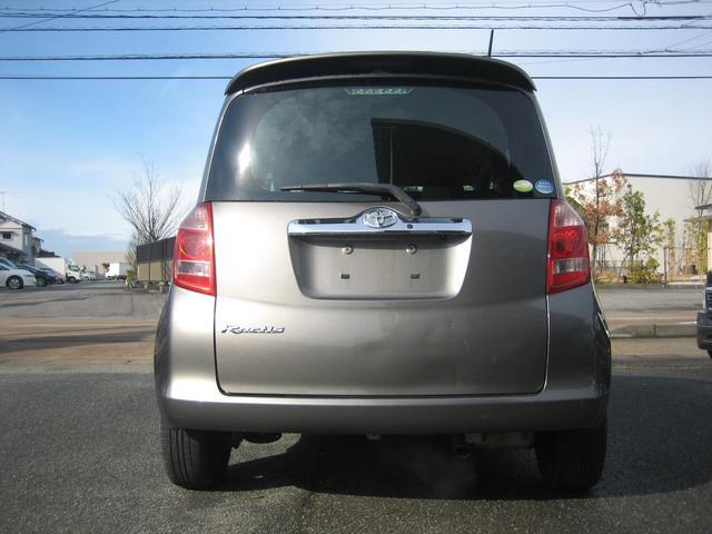 「トヨタ」「ラクティス」「ミニバン・ワンボックス」「石川県」の中古車5