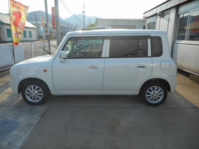 「スズキ」「アルトラパン」「軽自動車」「福井県」の中古車5